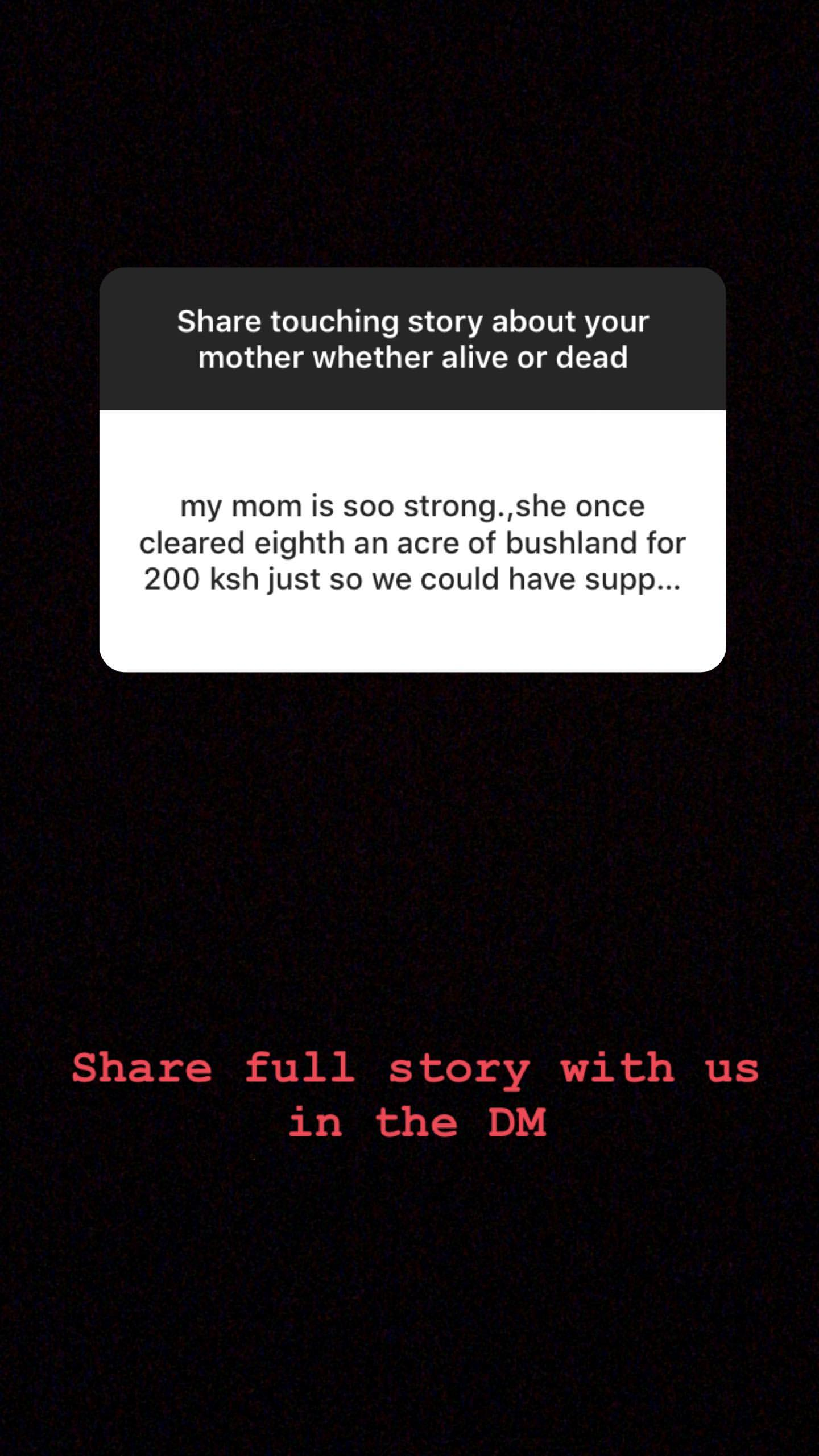 58769513 730882043993320 3988573314612246223 n - Tear-jerking! Mpasho fans break down sharing touching stories about their mothers