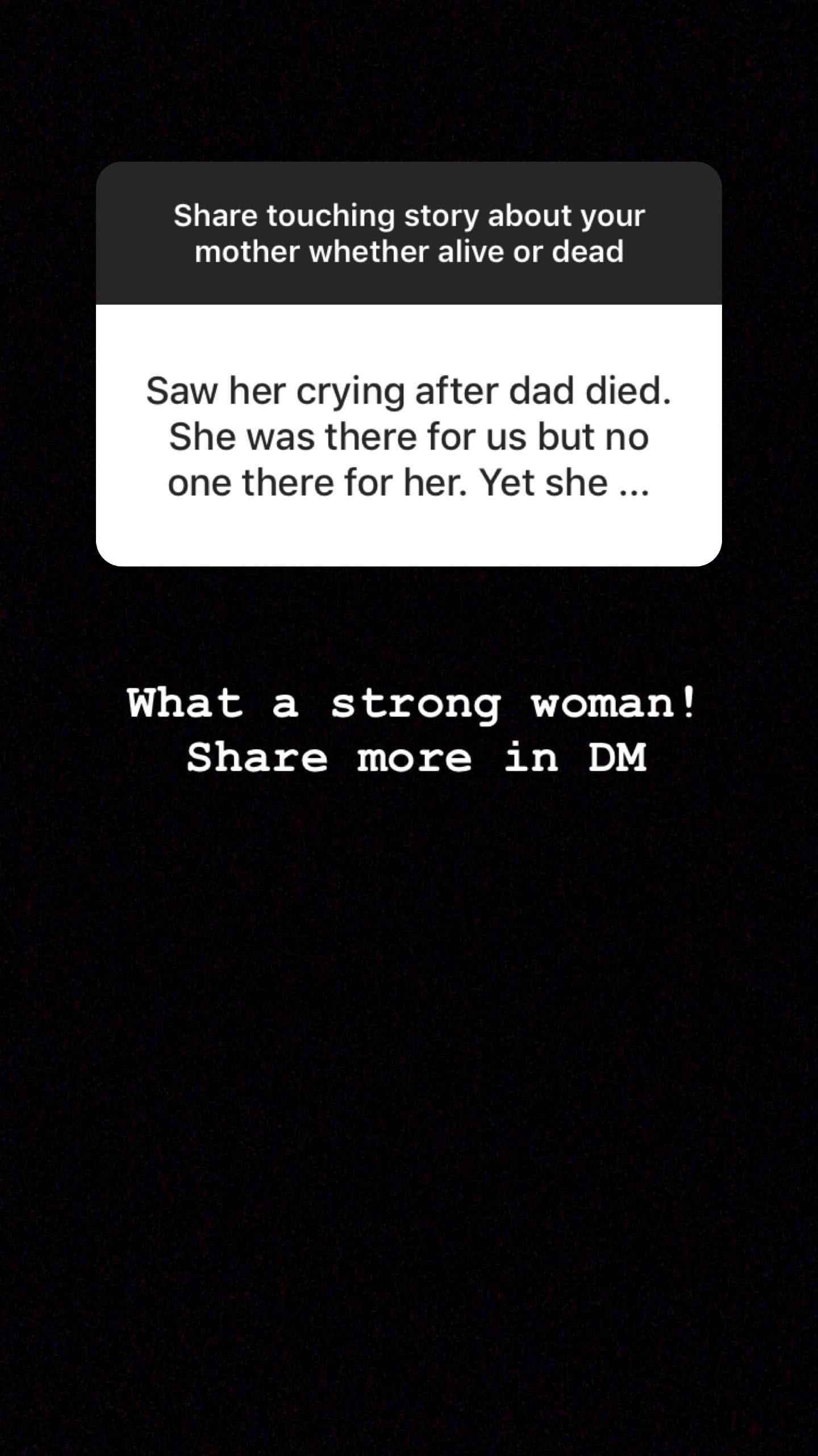 58853020 700537620402696 276839409857127330 n - Tear-jerking! Mpasho fans break down sharing touching stories about their mothers