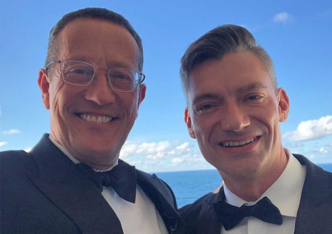 59428116 2285135508408000 1593114530889013126 n e1559021848829 - Wedding bells: CNN reporter Richard Quest proposes to his gay lover Chris