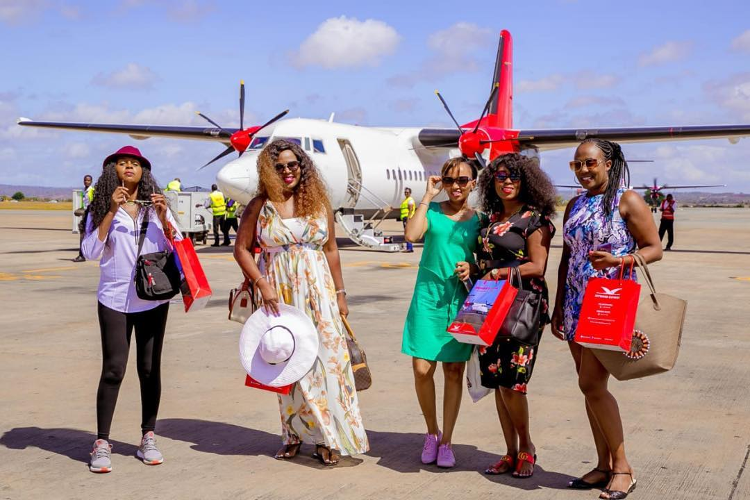 59699768 291865658414268 2536397585545831634 n - Squad goals! Lillian Muli and friends celebrate her birthday in Mombasa (Photos)