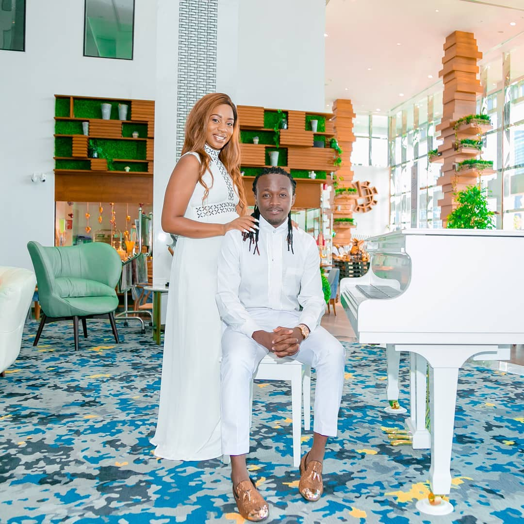 60021978 1920446468060568 4337185393264098062 n - 'Wacha ninunue gun I'll deal with you,' Bahati threatens Diana Marua' s ex lover
