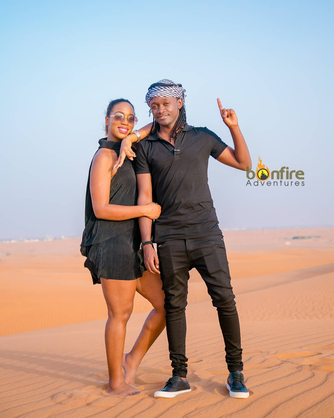 Bahati and Diana Marua - What Bahati and Diana should do to improve their reality show