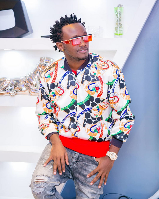 Bahati - Exposed! Why Bahati lied about firing manager Emma