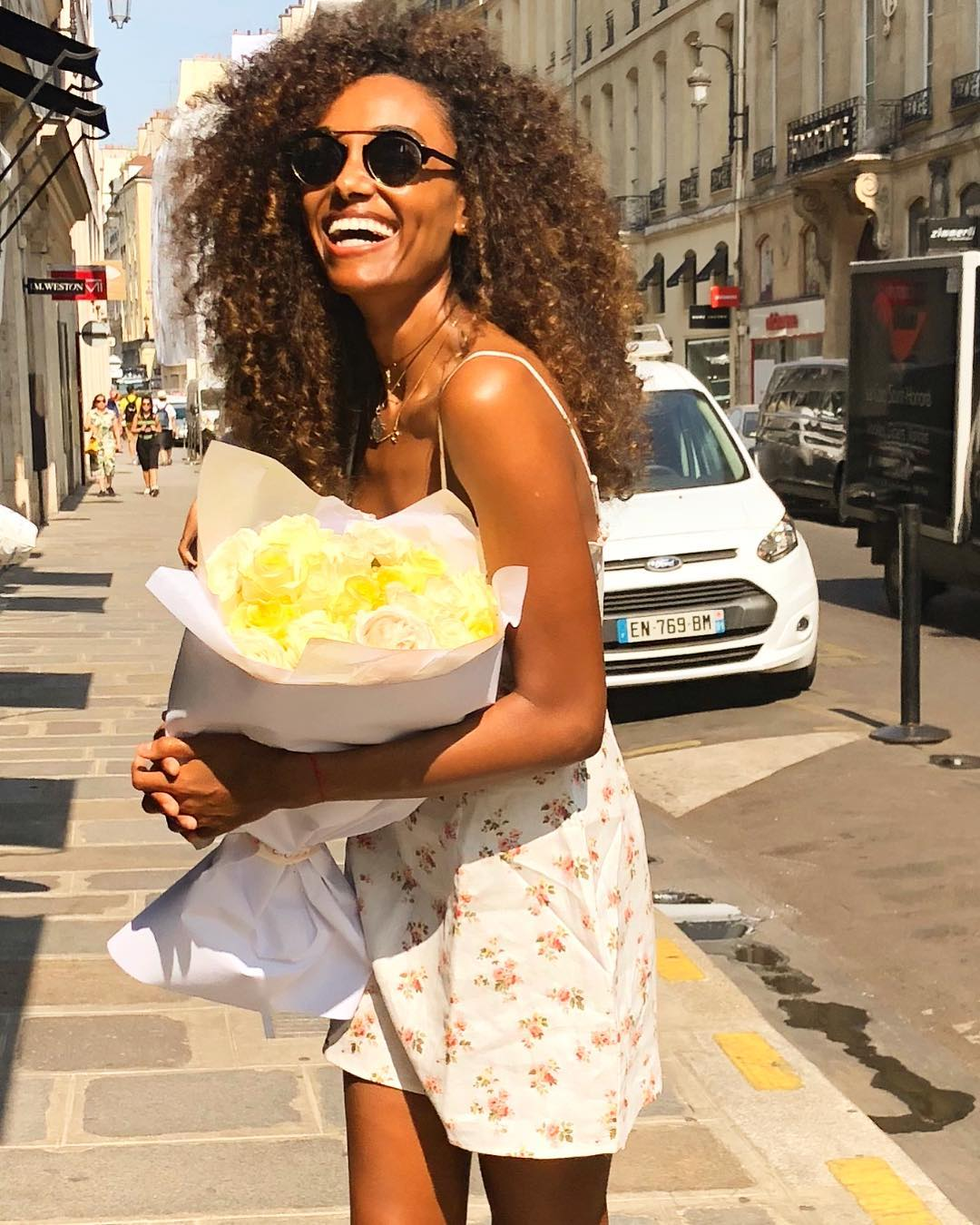 Bekele 5 - Check out Tyler Perry's stunning Ethiopian baby mama Bekele