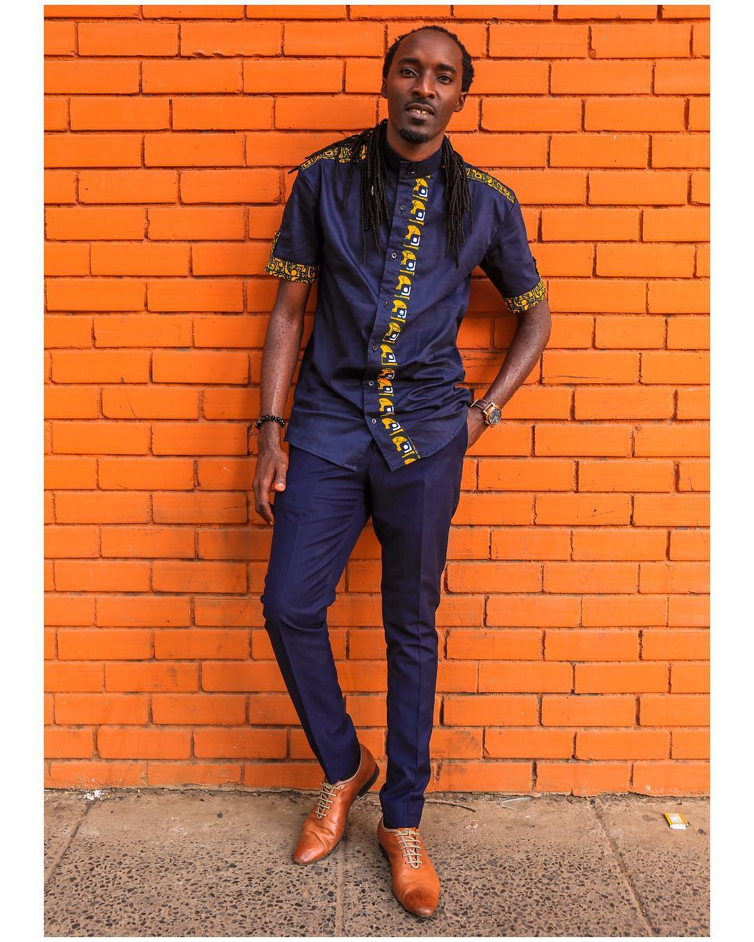 DJ Sadic - Suited Up! Celebrities whose swanky and classy look can steal your woman