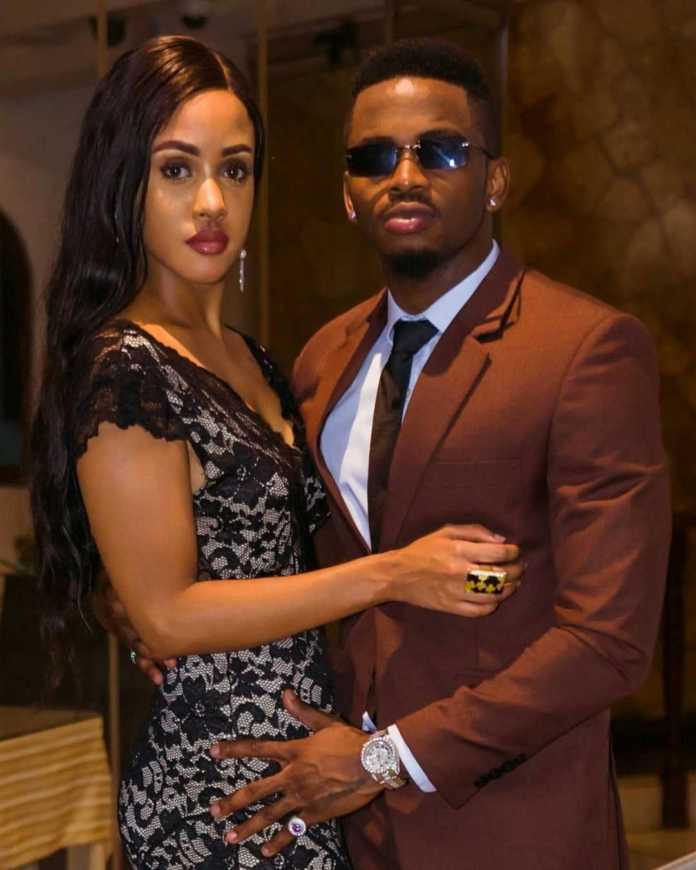 Diamond-Platnumz-and-Tanasha-Donna-embracing