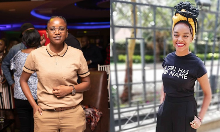 Edith Kimani and Fena Gitu - Celebrities who are likely to make news this week and why