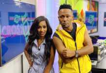 Grace-Ekirapa and DJ Mo