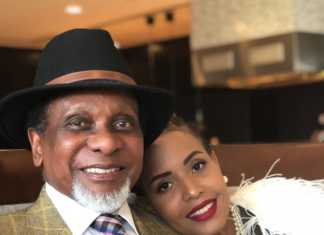 Jacqueline-Mengi-with-her-husband