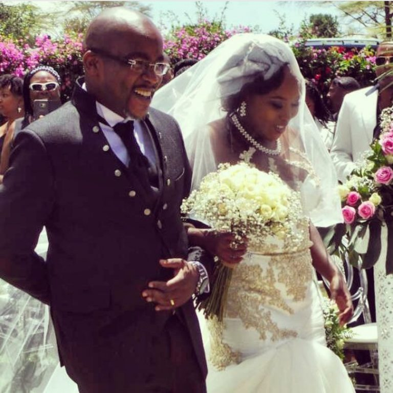 Jimmy Gathuter - Jimmi Gathu shows off his all grown beautiful daughter