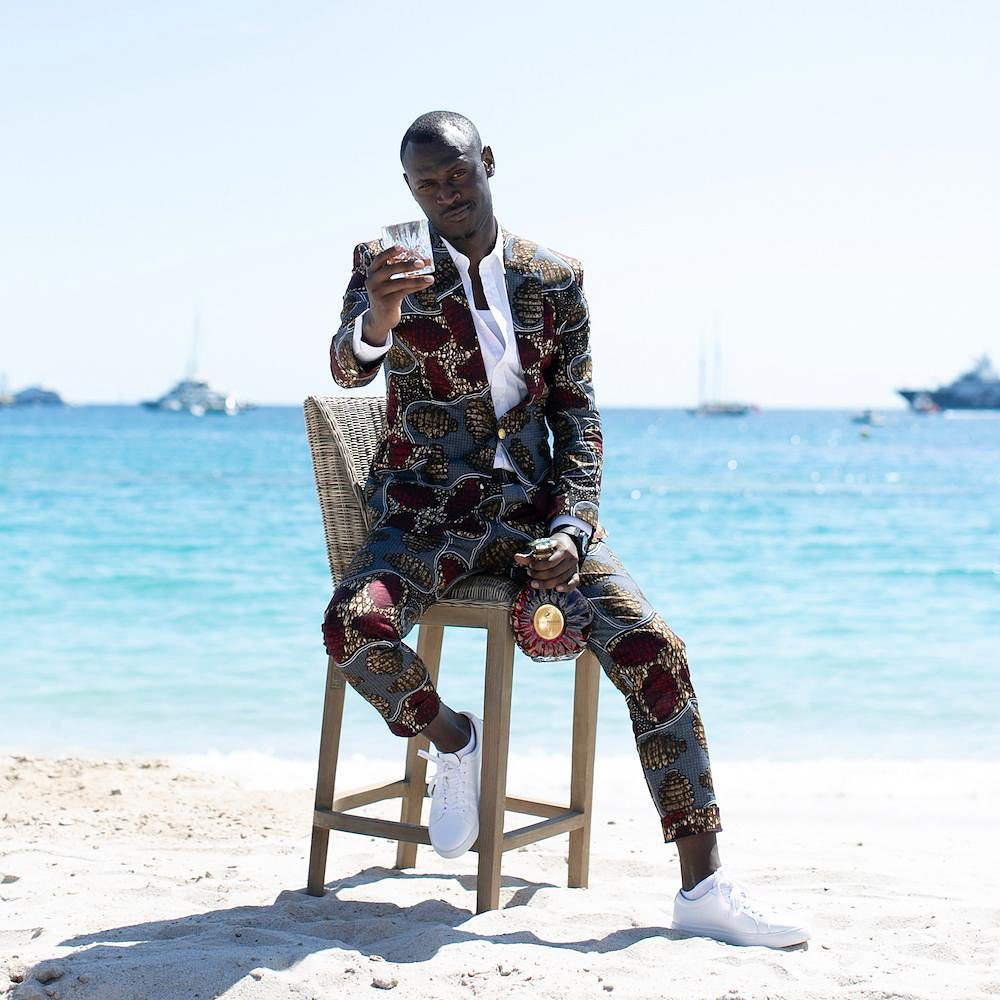 King Kaka in Cannes 3 - King Kaka first Kenyan musician in Cannes in 72 years!