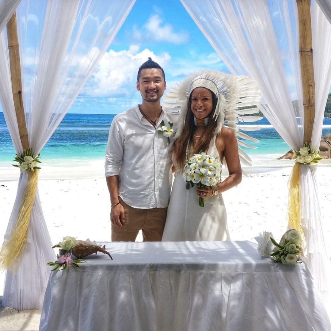 Michelle Morgan has gotten married - Former Citizen TV anchor Michelle Morgan get's married (photos)