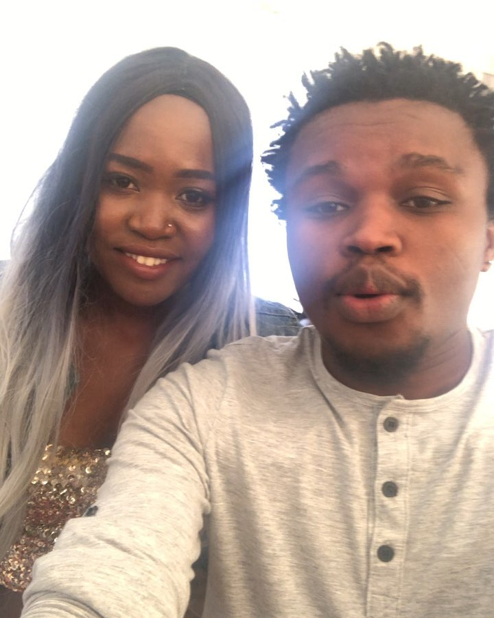 Msupa S and Chipukeezy - 'I love her,' Msupa S' ex says after star claims he hit her (Exclusive)