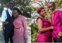 Njugush and his wife