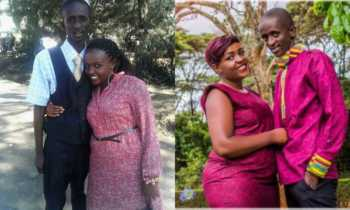 Njugush with his wife 350x210 - 'Pray for me Kenyans,' Njugush reveals why he needs prayers urgently
