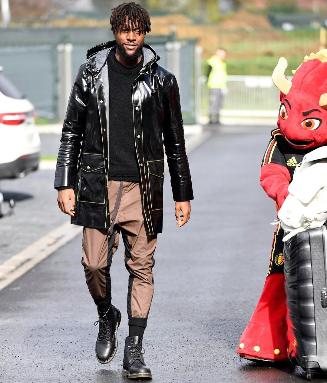 Divock Origi-looking-fashionable