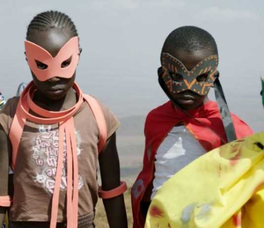Photo from a scene in SUPA MODO by One Fine Day Films