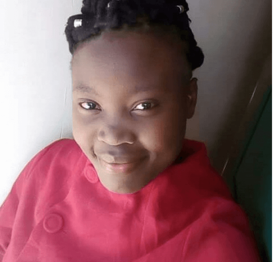 Sarah Julu kambua - See God! Maseno student prayed for Kambua to get a baby for a year