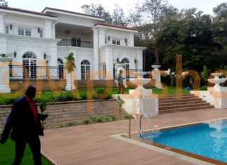 Jared Otieno's Mansion in Karen