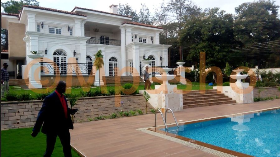 Screen Shot 2019 05 17 at 6.44.41 AM - Living like a king! Never before released photos of Jared Otieno's mansion
