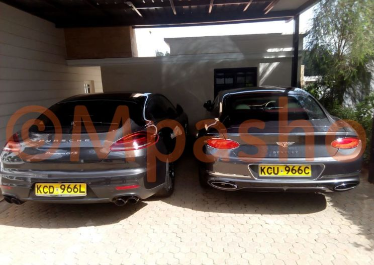 Screen Shot 2019 05 17 at 6.46.37 AM - Living like a king! Never before released photos of Jared Otieno's mansion