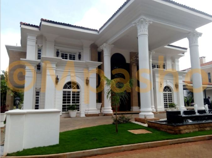 Screen Shot 2019 05 17 at 6.48.17 AM - Living like a king! Never before released photos of Jared Otieno's mansion