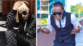 Rayvanny and Willy Paul