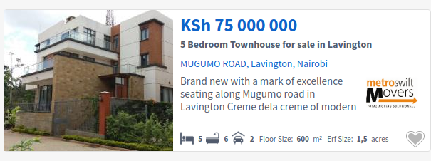 Screenshot from 2019 05 08 061204 - DJ Mo and Size 8 move to luxurious Lavington mansion