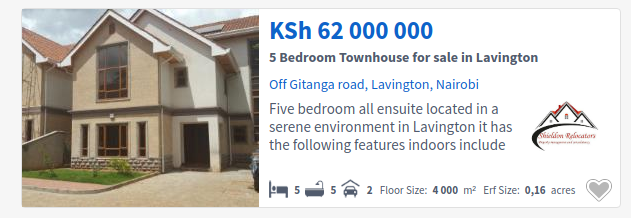 Screenshot from 2019 05 08 061223 - DJ Mo and Size 8 move to luxurious Lavington mansion