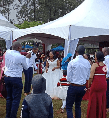 Screenshot from 2019 05 26 11 23 02 354x385 - Photos: Citizen TV's Sam Gituku weds colleague Ivy Wangechi