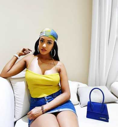 Tanasha Donna 1 391x420 - Meet The Light Skinned Celebrities Running Kenya's Showbiz (PHOTOS)