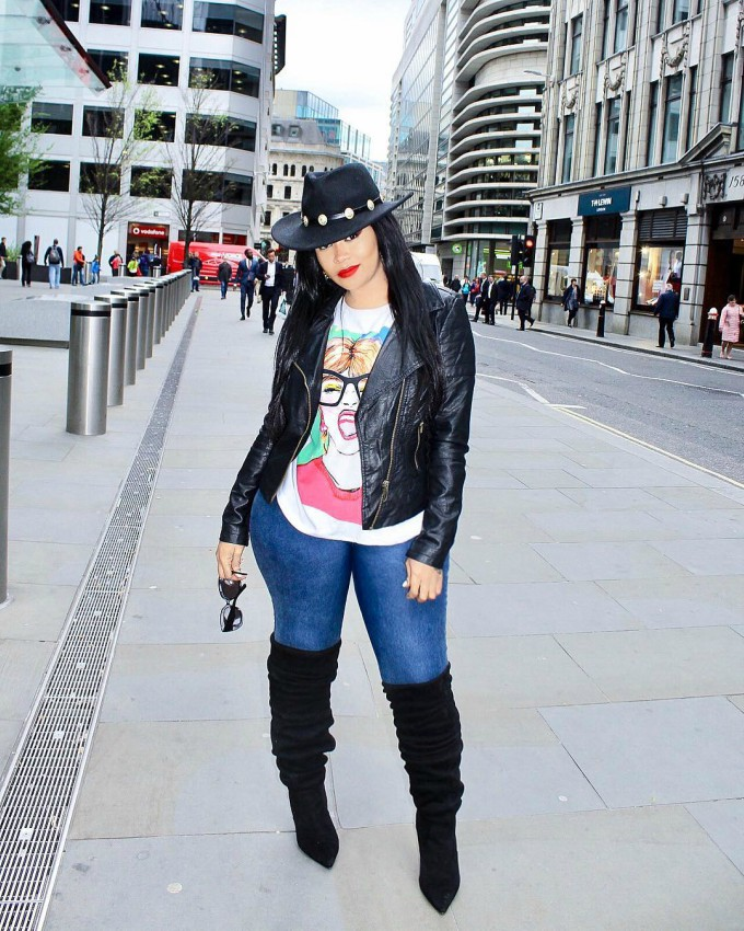 Vera Sidika looking lighter - 10 Expensive things Vera Sidika owns that can fund a Governor's campaign