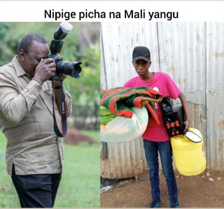 WhatsApp Image 2019 05 27 at 6.23.57 AM 3 e1558927689672 - Kenyans go crazy with the Uhuru Kenyatta 'photographer' memes