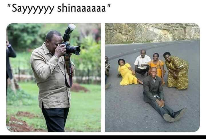 WhatsApp Image 2019 05 27 at 6.23.57 AM 7 e1558927636520 - Kenyans go crazy with the Uhuru Kenyatta 'photographer' memes