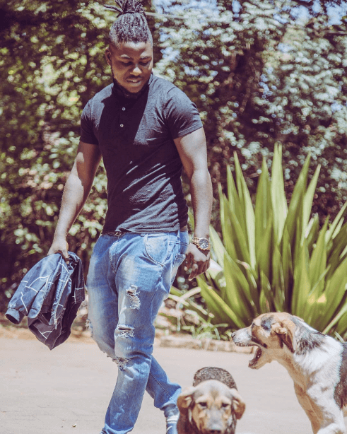 image 2019 05 31 4 1 - Meet the man who dared Bien of Sauti Sol to flaunt his family jewels