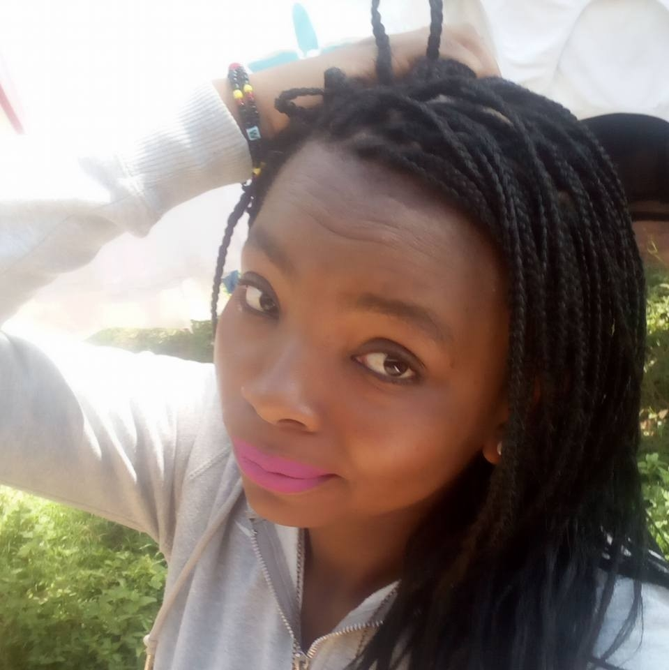 pauline wangari - Gone too soon! Photos of cute prison warder murdered by Facebook date