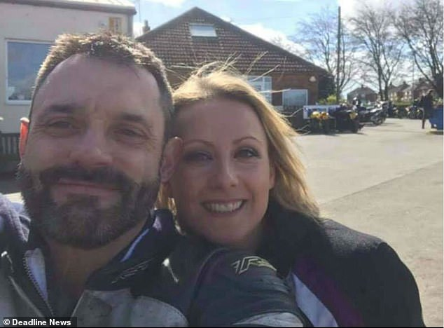 14791236 7141941 image a 45 1560521791592 - Tragic! Last selfie couple took before they died in horrific motorbike crash
