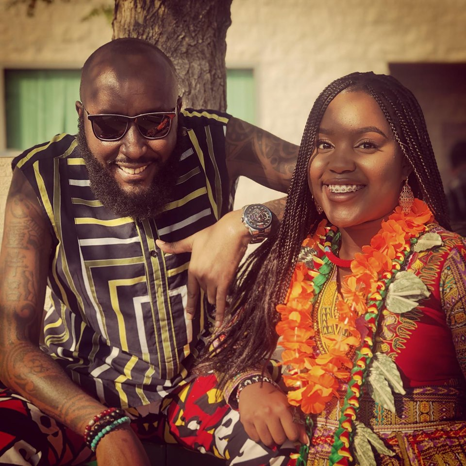 2 - Beauty Queen: Check out how stunning Shaffie's baby mama looks