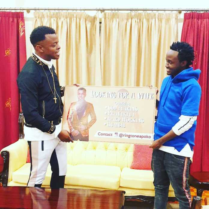 Ringtone and Bahati