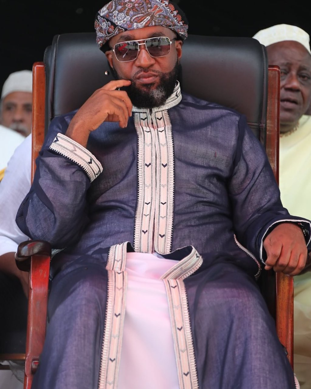 61466889 321194342143990 1743735566971103203 n - Mr steal your girl! Tantalizing photos of Governor Joho