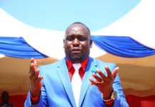 Bishop Robert Wafula