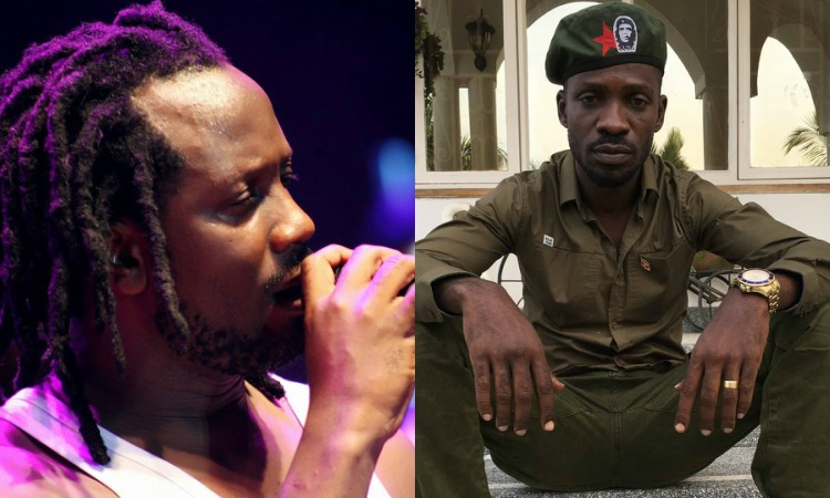 Bebe Cool attacks Bobi wine - Epic Celebrity Cat fights in East Africa