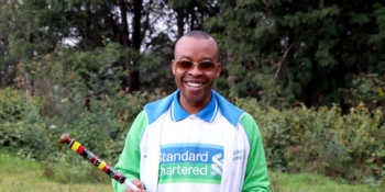 Henry Wanyoike 350x175 - Kenyan celebrities you did not know were visually impaired