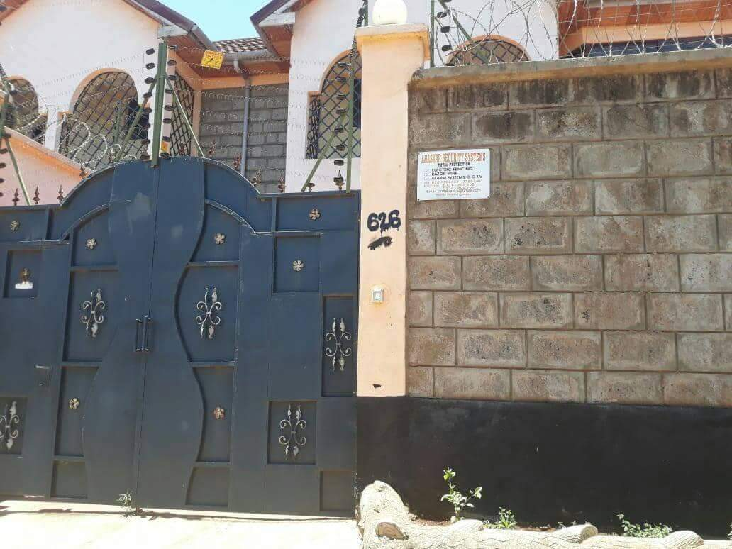 Jacque maribes hhouse in Langata - Briefcase packed with bullets found in Jacque Maribe's apartment