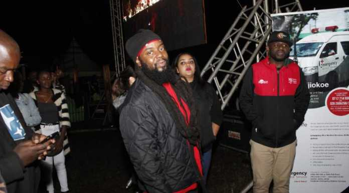 MG 5789 696x385 - Exclusive photos of how it went down at Morgan Heritage's show