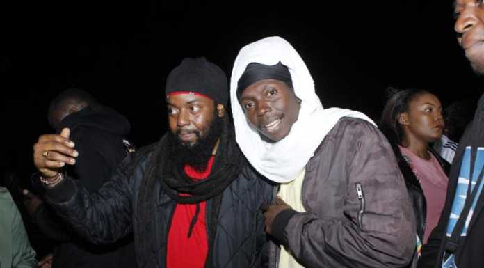 MG 5801 696x385 - Exclusive photos of how it went down at Morgan Heritage's show