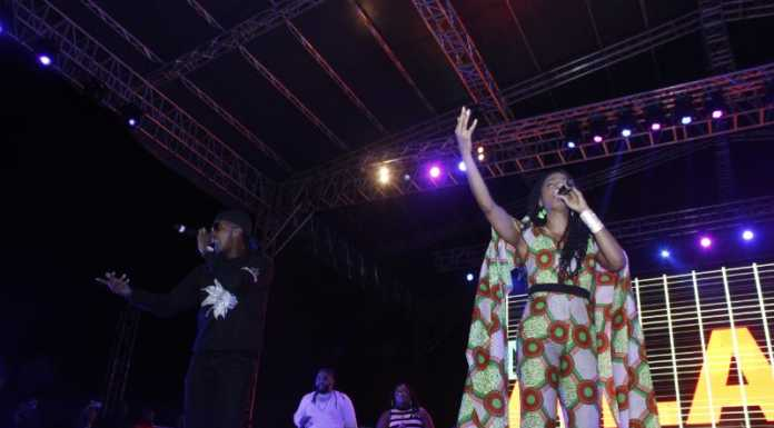 MG 5909 696x385 - Exclusive photos of how it went down at Morgan Heritage's show