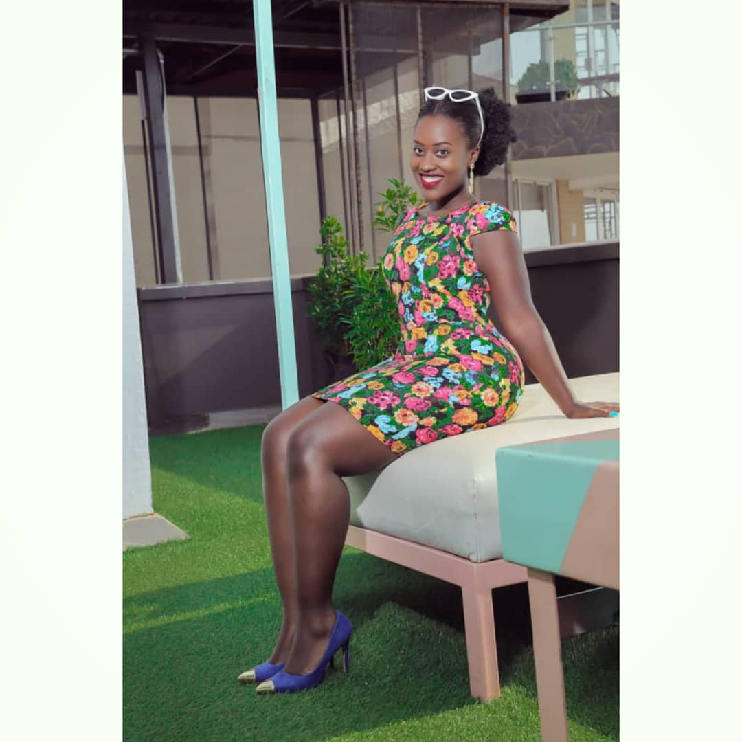 Martha Kay Kagimba comedian10 - 'Why did you leak my photos?' cries comedienne to ex, a pastor (screenshots)