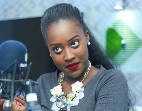 Martha Kay Kagimba comedian6 - 'Why did you leak my photos?' cries comedienne to ex, a pastor (screenshots)