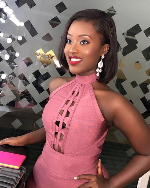 Martha Kay Kagimba comedian8 - 'Why did you leak my photos?' cries comedienne to ex, a pastor (screenshots)